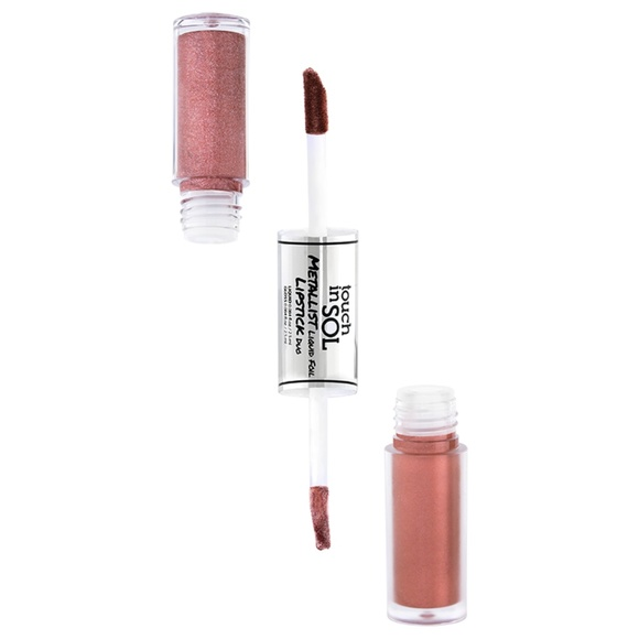 touch in sol Other - touch in SOL Metallist Liquid Foil Lipstick Penny